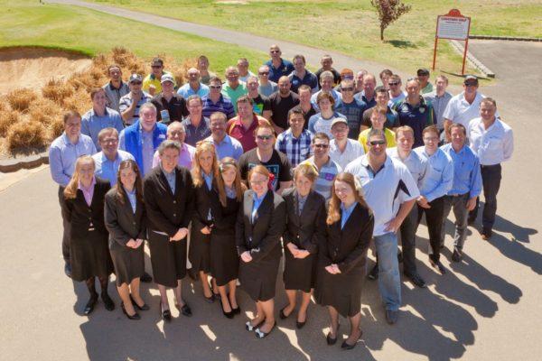 RaPid Plas Staff Group Photo